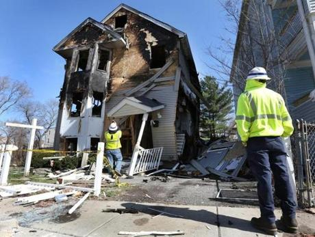 Natural gas explosions, including one last year that injured about a dozen people in Dorchester, have raised safety concerns.