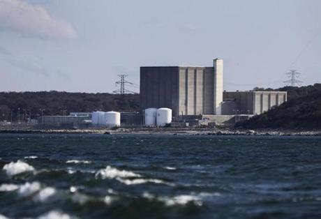 Pilgrim Nuclear Power Station could close as early as 2017.