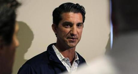 Mike Hazen replaced Ben Cherington as Red Sox GM.