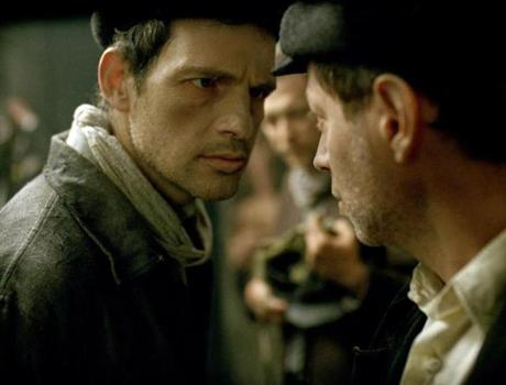 "Geza Rohrig in ""Son of Saul."""