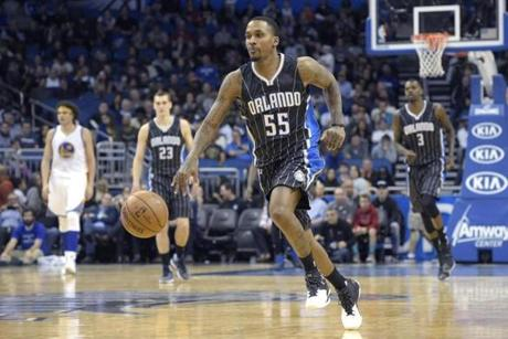 Brandon Jennings could keep the attention of the Magic if he plays well enough.