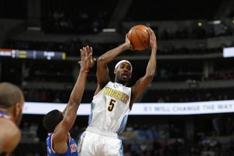 Will Barton's emergence is a story of perseverance.