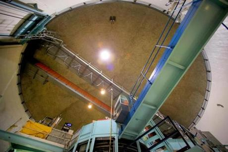 MIT officials stressed the reactor and its fuel are protected by tight physical security.