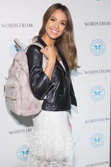 Actress and Honest Company cofounder Jessica Alba (pictured in Seattle in August) will be one of the speakers during the Boston conference.