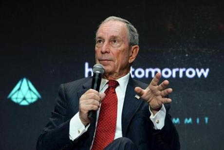 Bloomberg to make $50M gift to Boston science museum