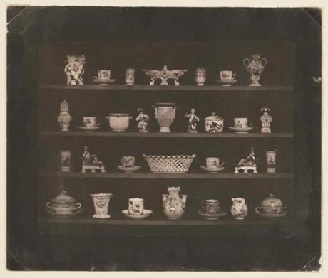 "William Henry Fox Talbot's ""Articles of China."""