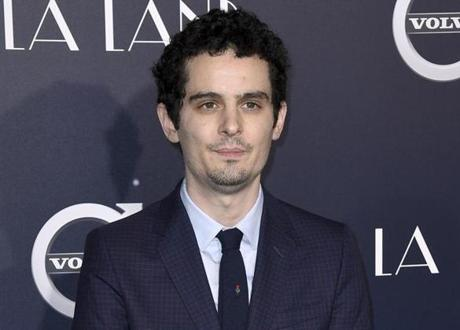 "Rhode Island native Damien Chazelle, director of ""La La Land."""