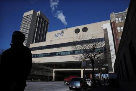 Boston Medical Center hopes the Grayken Center will elevate the facility's national stature.