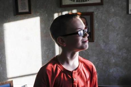 Tyler's family is appealing a decision to deny coverage for a drug to slow his muscular disease.
