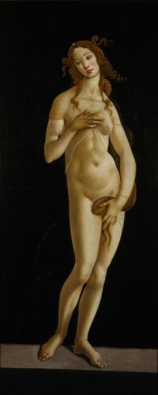 """Venus,"" by Sandro Botticelli."