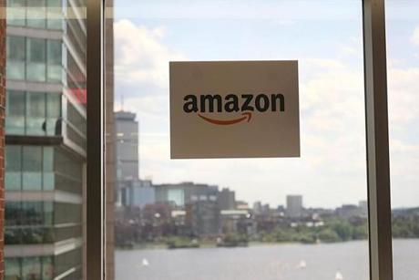 Amazon Plans to Hire 900 in New Boston Office