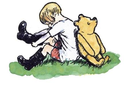Winnie-the-Pooh: Exploring a Classic opens at the MFA on Saturday.