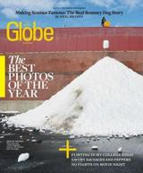 The cover for the January 8 2012 issue
