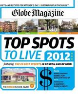 The cover for the May 6 2012 issue
