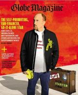 The cover for the September 16 2012 issue