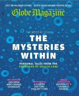The cover for the October 28 2012 issue