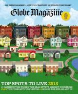 The cover for the May 5 2013 issue