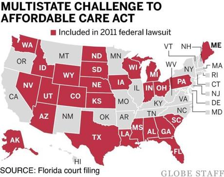 Court's ruling lets states opt out of health law's major Medicaid ...