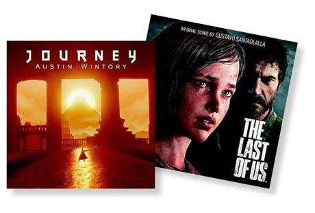 "Soundtracks for video games such as ""Journey"" and ""The Last of Us"" are now sold as stand-alone albums."