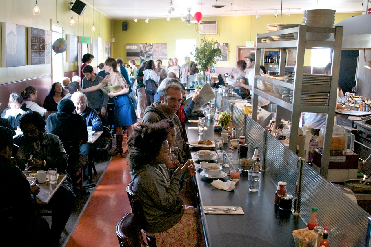 Restaurant scene is booming in Oakland, Calif. - The Boston Globe