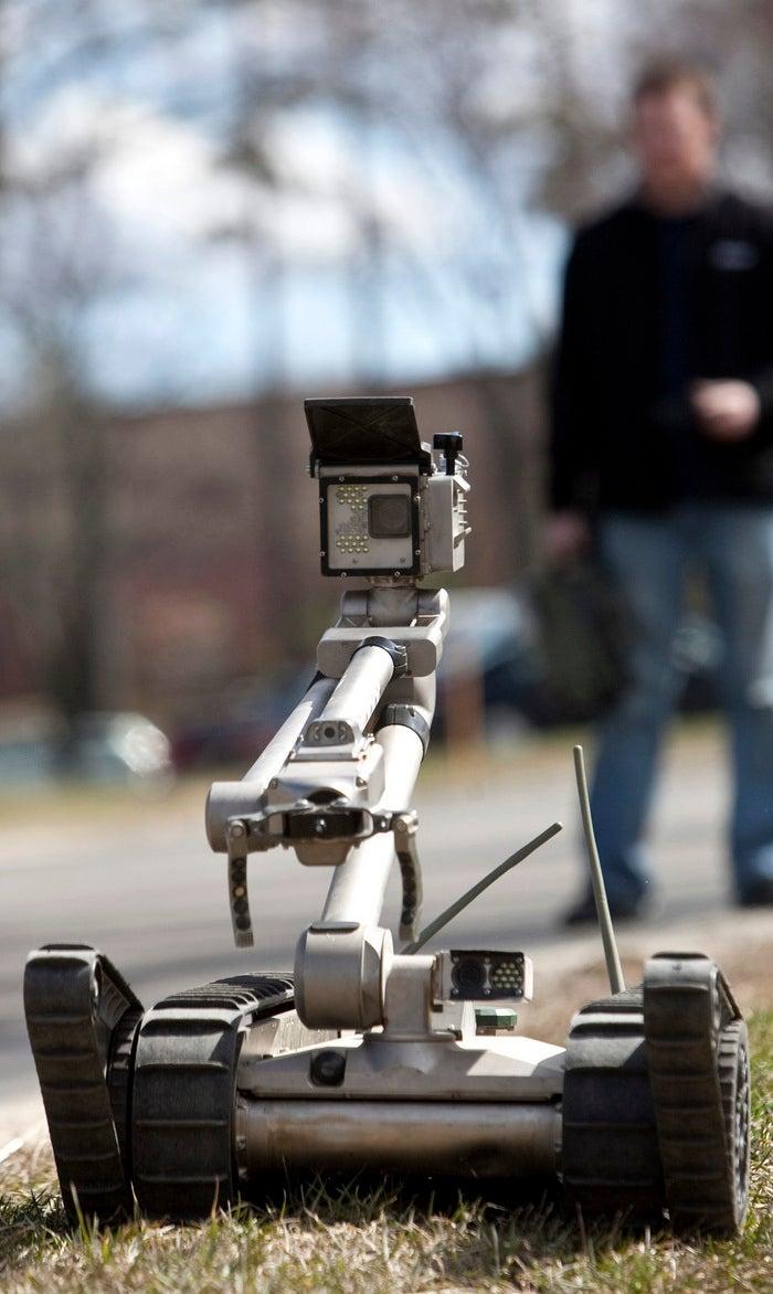 Brazil deal lifts iRobot's global business - The Boston Globe