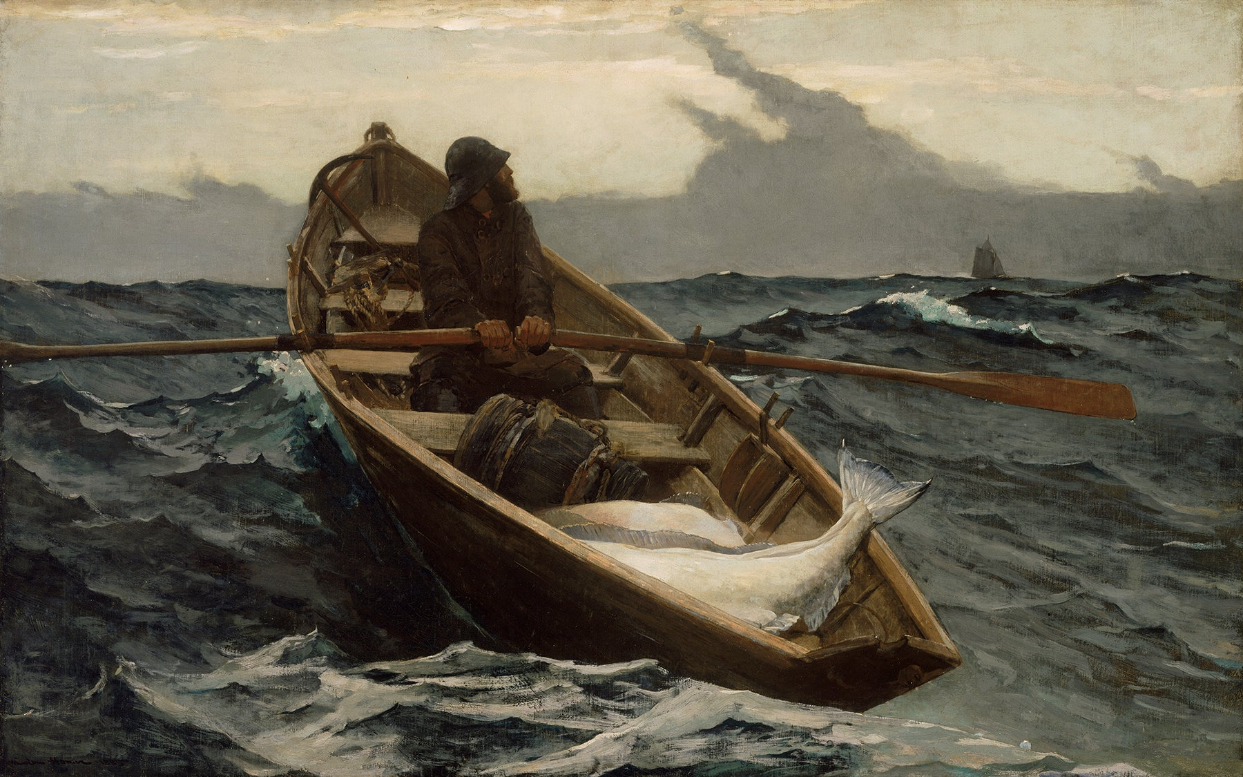 Choosing The 50 Greatest Paintings In New England The Boston Globe