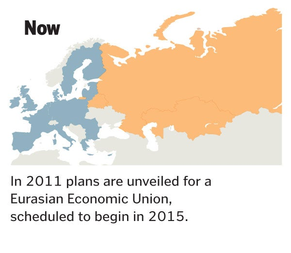 The Eurasian Economic Union: Power, Politics and Trade