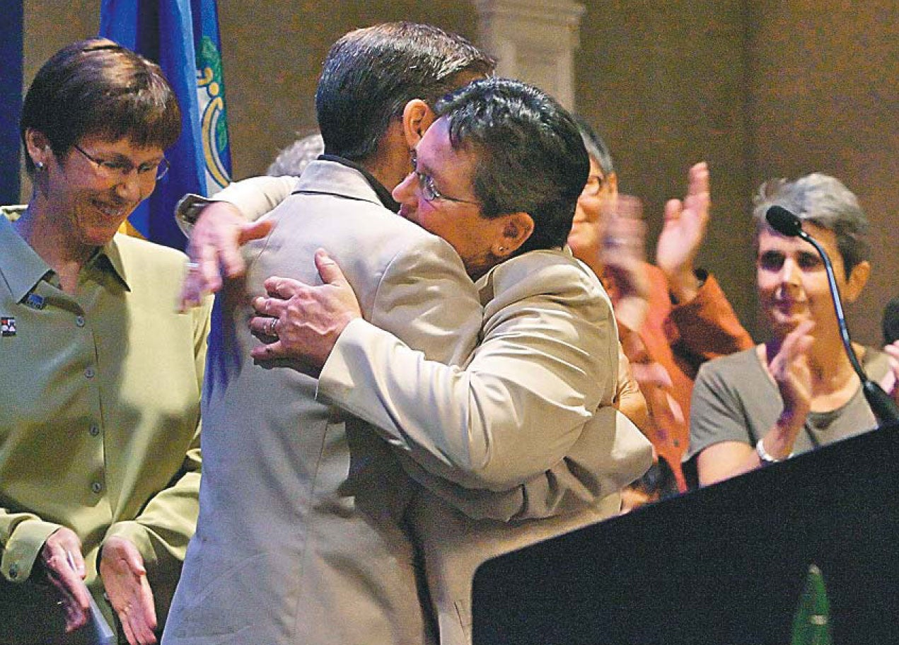 NM Becomes 17th State to Pass Marriage Equality