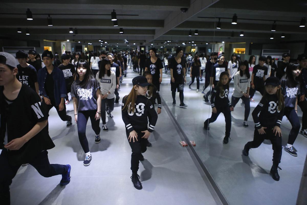 Road to K-pop stardom - The Boston Globe