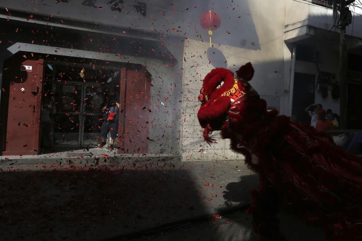 Chinese New Year 2015 The Boston Globe
