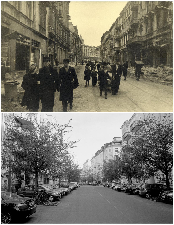 Berlin battleground- 70 years later - The Boston Globe