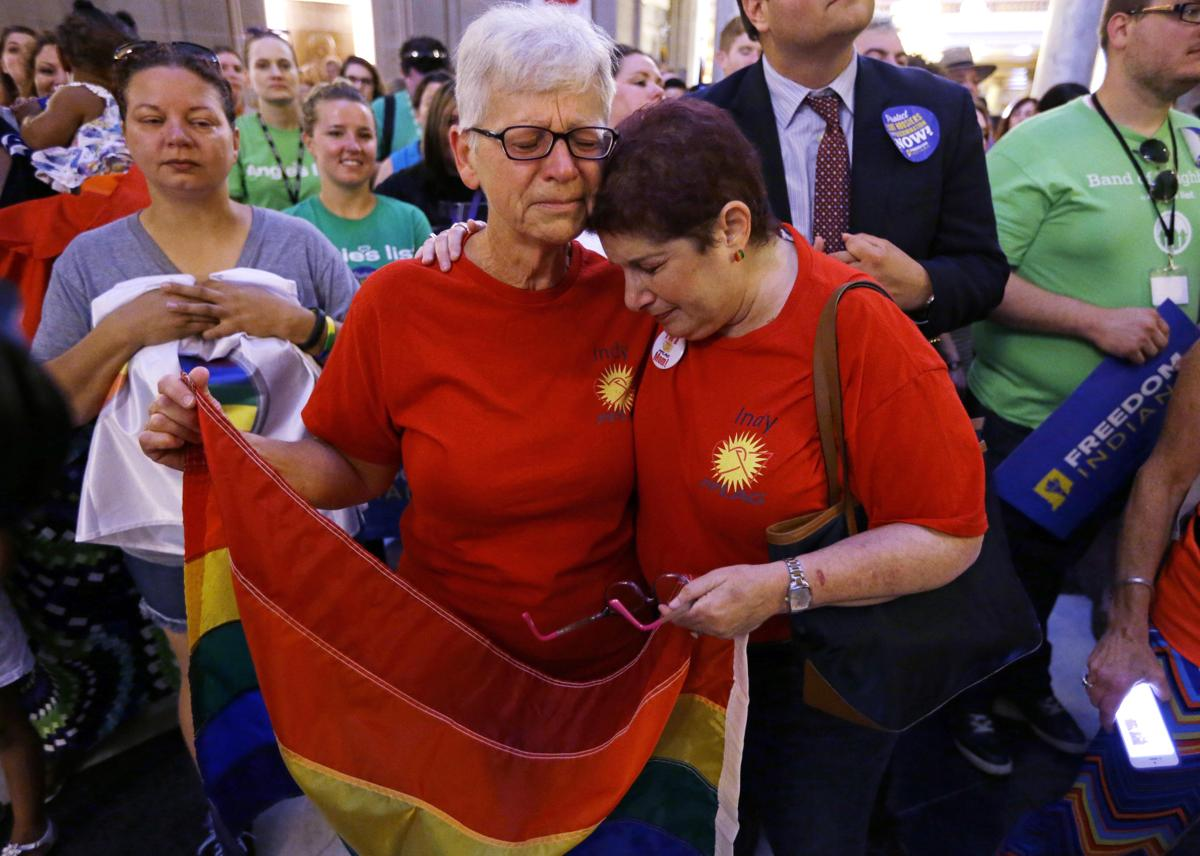 Same Sex Marriage Legalized 118
