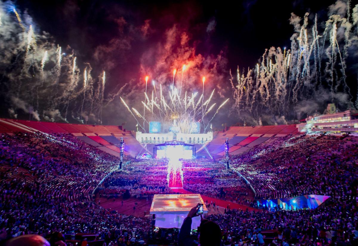 Olympics 2019 opening ceremony broadcast