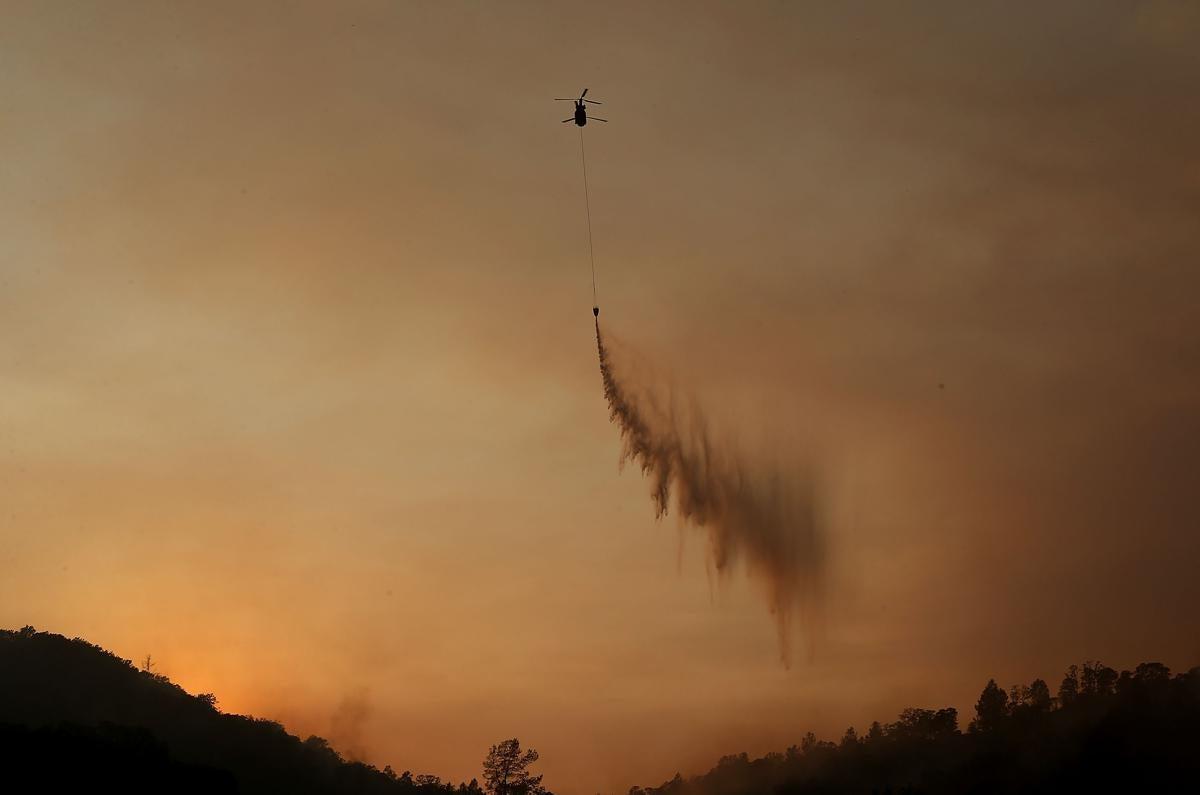 Espectaculares fotos de los incendios de California 482462834