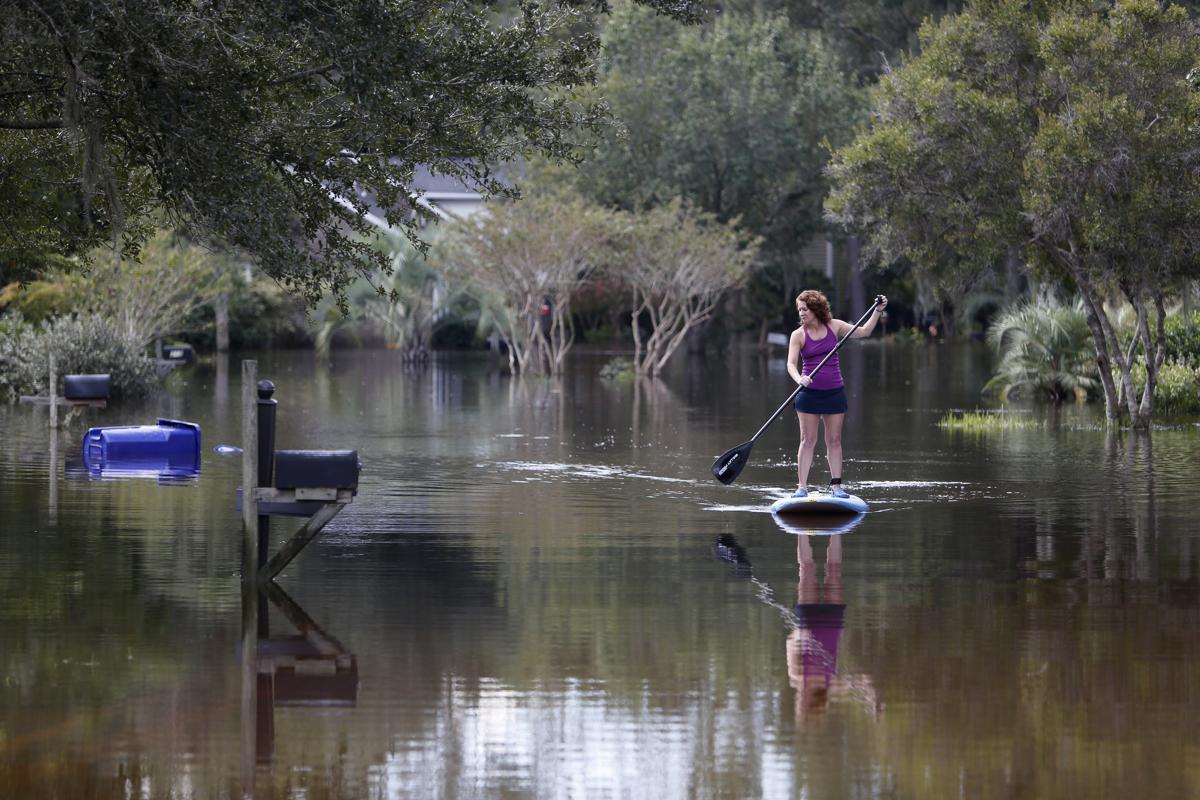 Historic Flooding In South Carolina The Boston Globe