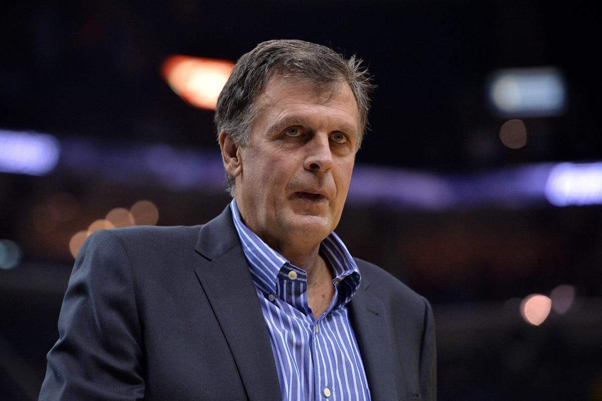 Kevin McHale still plugged in with Celtics