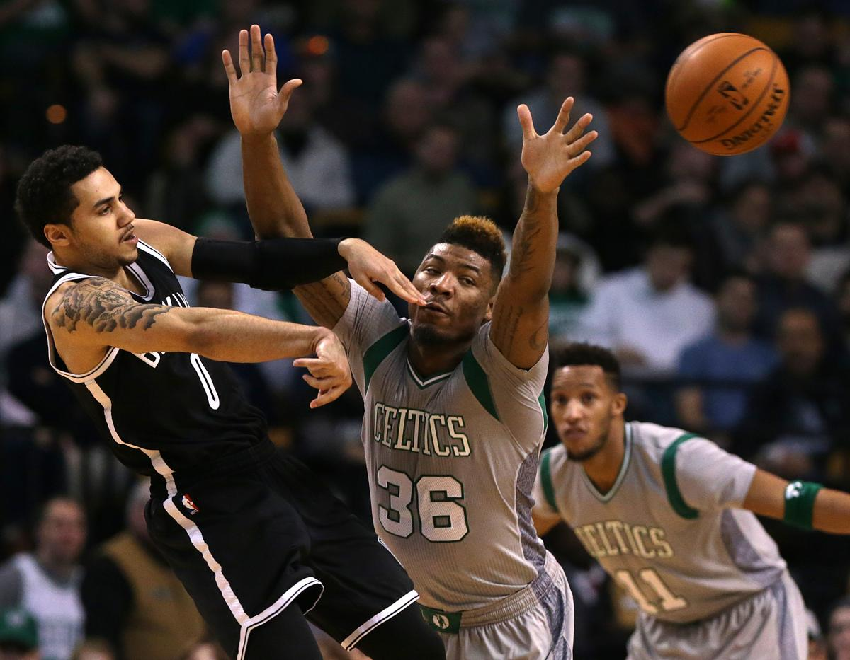 Celtics agree to deal with point guard Shane Larkin