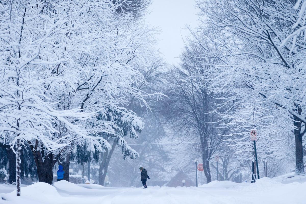 Bộ ảnh đẹp về mùa đông trên thế giới - The Big Picture - Tạp Chí Designer Việt Nam