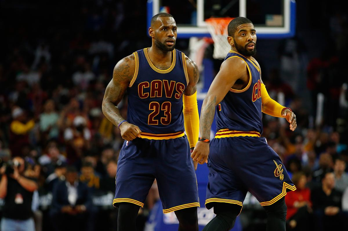 590c2280e LeBron James says he asked the Cavaliers not to trade Kyrie Irving