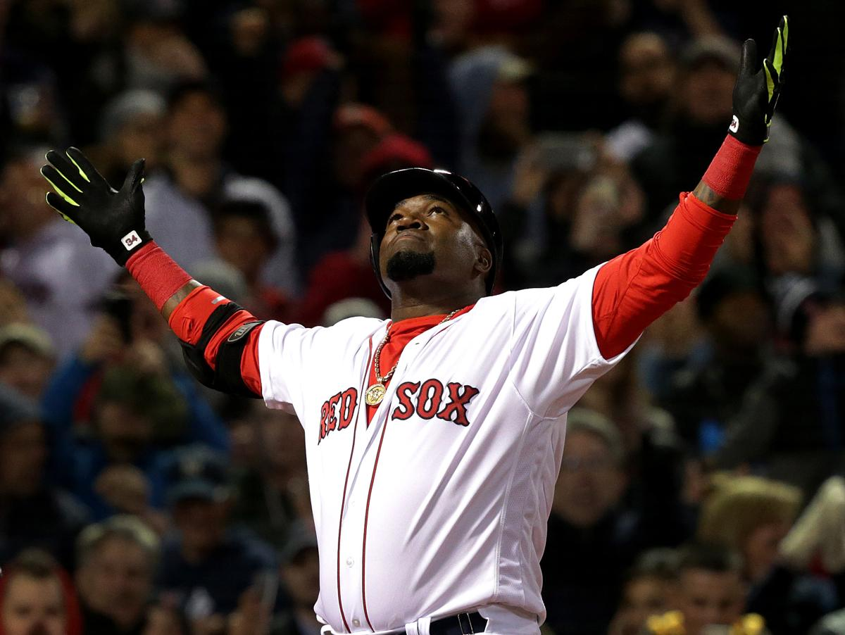 If there is a mightier Yankee Killer than Big Papi, he was before my time
