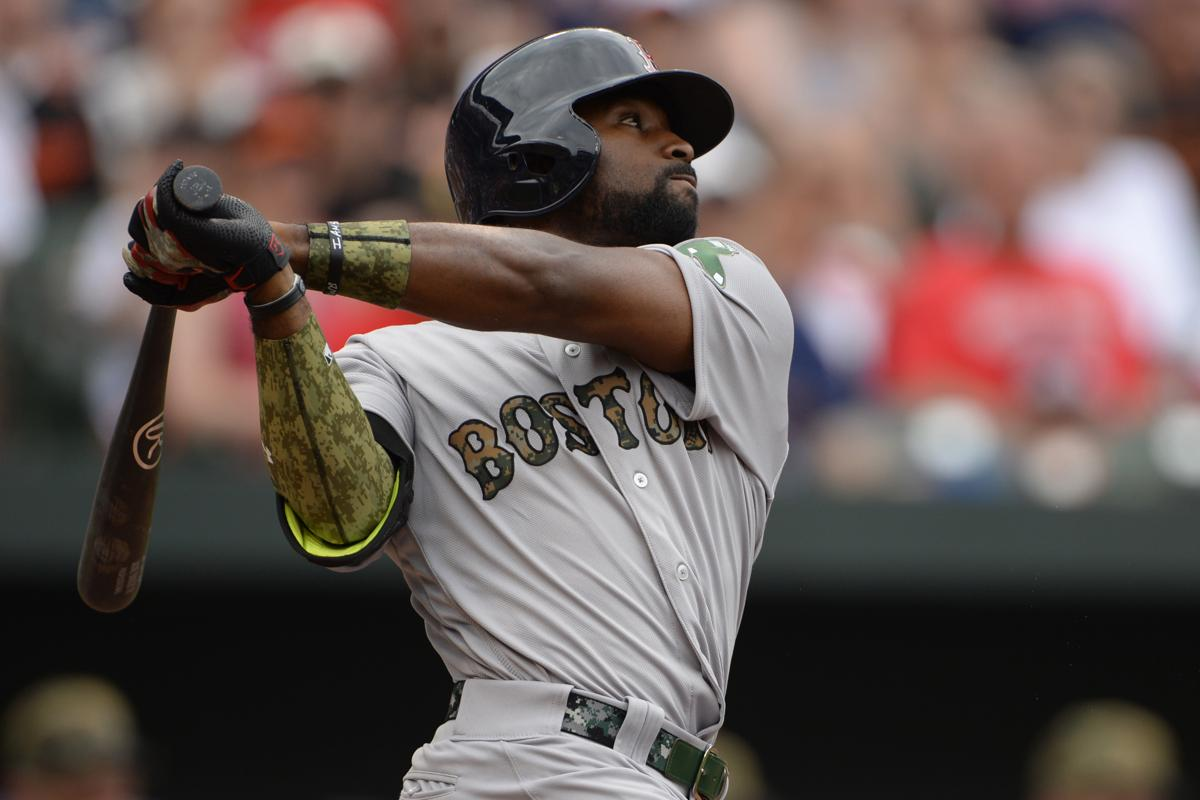 Andrew Benintendi David Richard-USA TODAY Sports. Boston Red Sox Top 20  Prospects ...