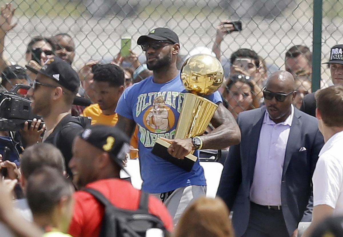 81361420adb5 This is a new defining moment in LeBron James s career