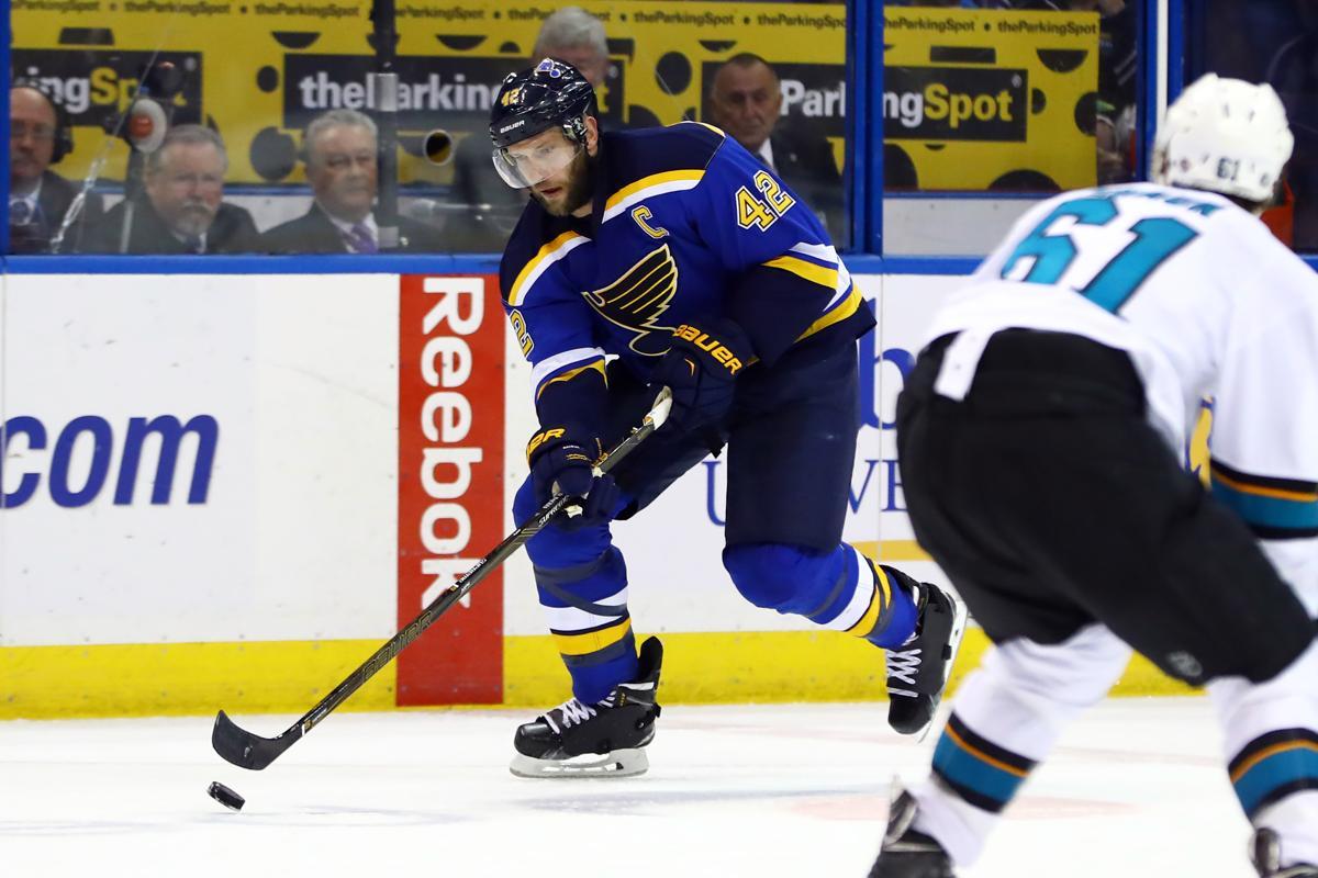 41e9d0eefa8 Bruins sign ex-Blues forward David Backes to five-year deal