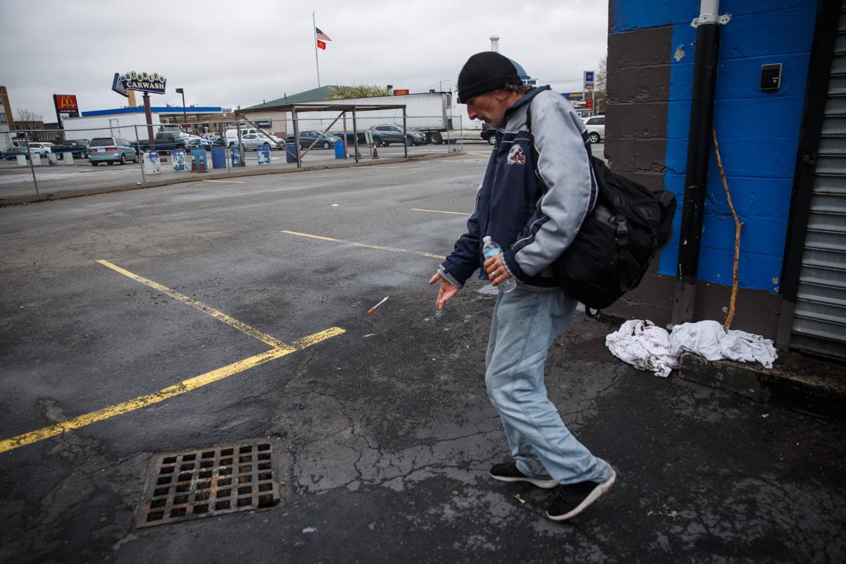 Boston's Methadone Mile   The Boston Globe