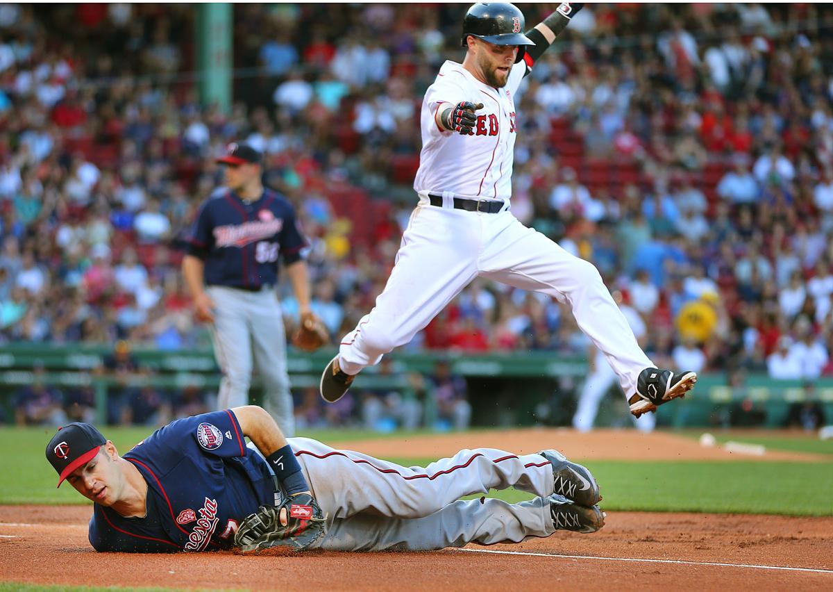 Boston-07/21/2016-Boston Red Sox vs Minn. Twins-