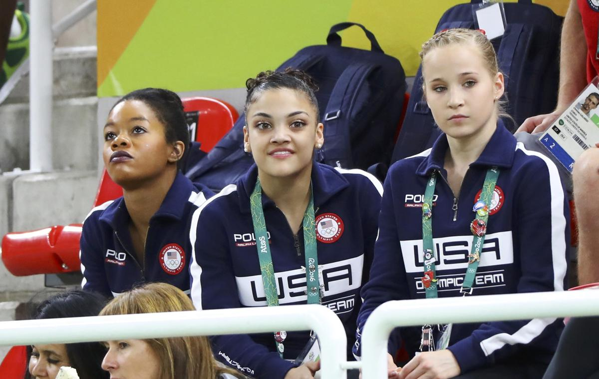 Gabrielle Douglas Siblings