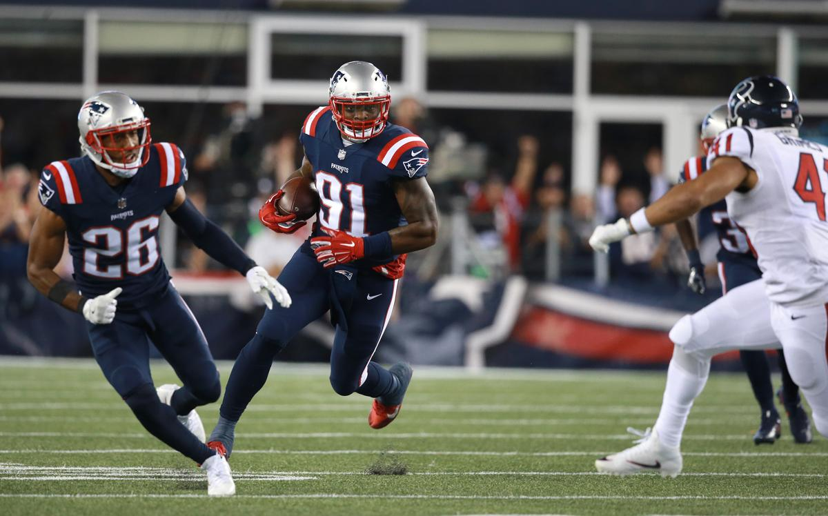 Jamie Collins surprisingly candid about trade to Cleveland