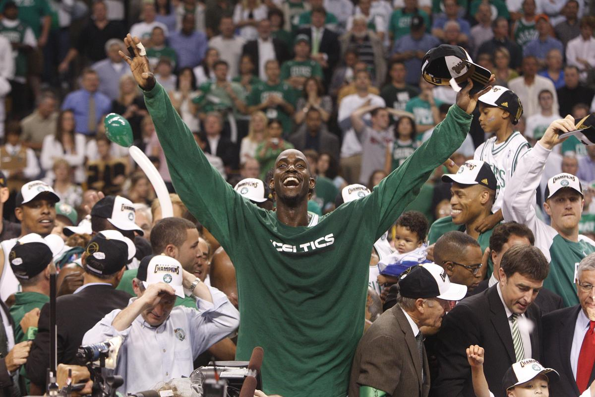 Kevin Garnett will retire after 21 NBA seasons
