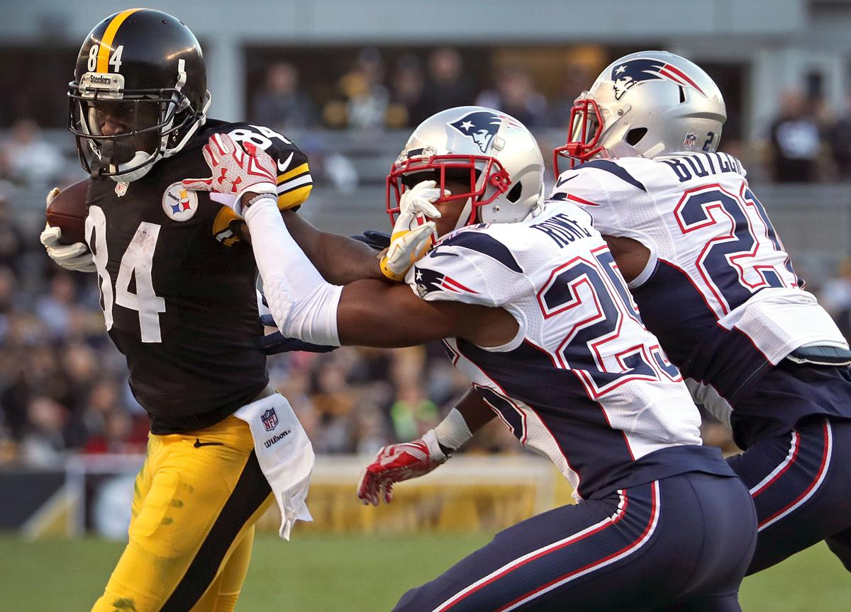 238ef67fe Chad Finn  Patriots-Steelers is the perfect matchup in the AFC ...