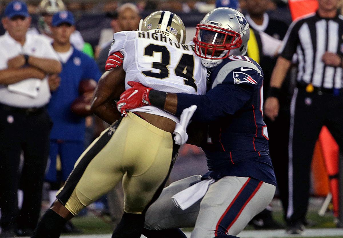 Patriots roll dice again by dealing Jamie Collins